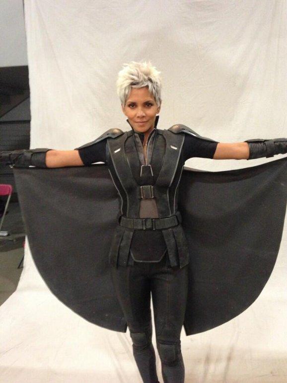 Erster Blick Auf Halle Berry Als Storm In X Men First Class 2