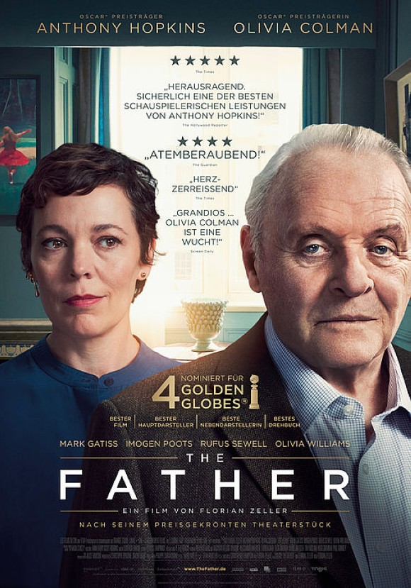 The Father Plakat (c) Tobis Film