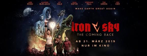 Iron Sky 2 Kinostart