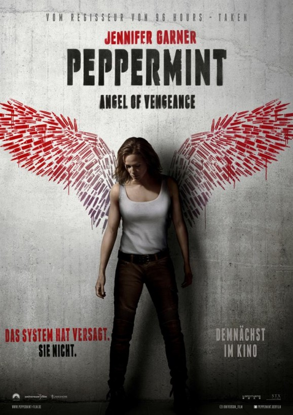 Peppermint-Plakat