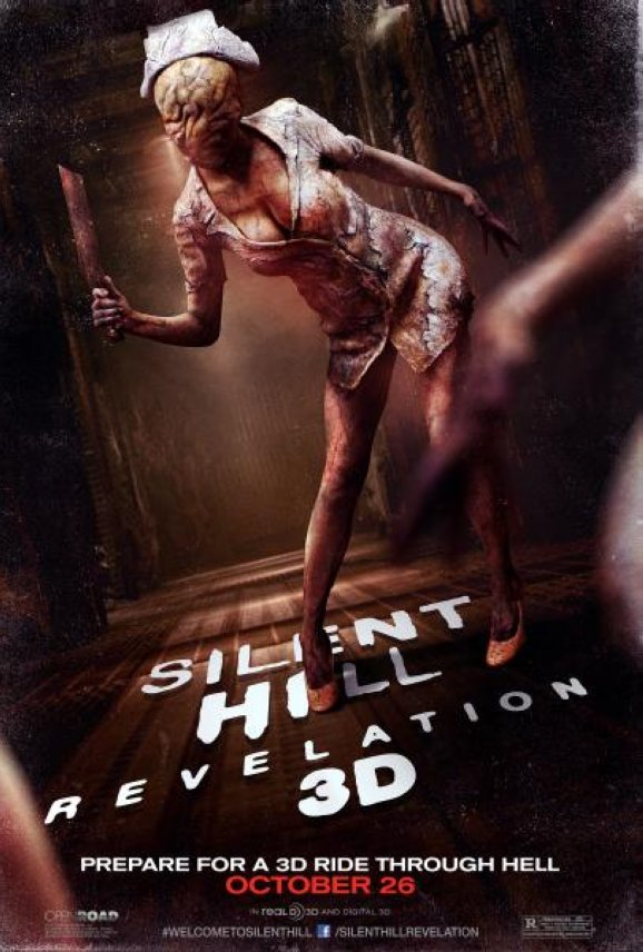 silent hill revelations 3d neues bild von krankenschwester. Black Bedroom Furniture Sets. Home Design Ideas
