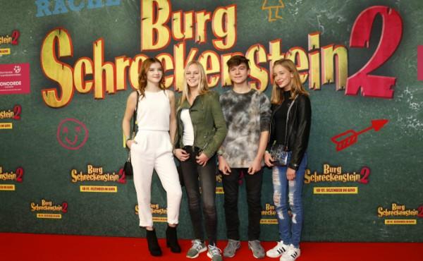 Burg Schreckenstein 2 Kino