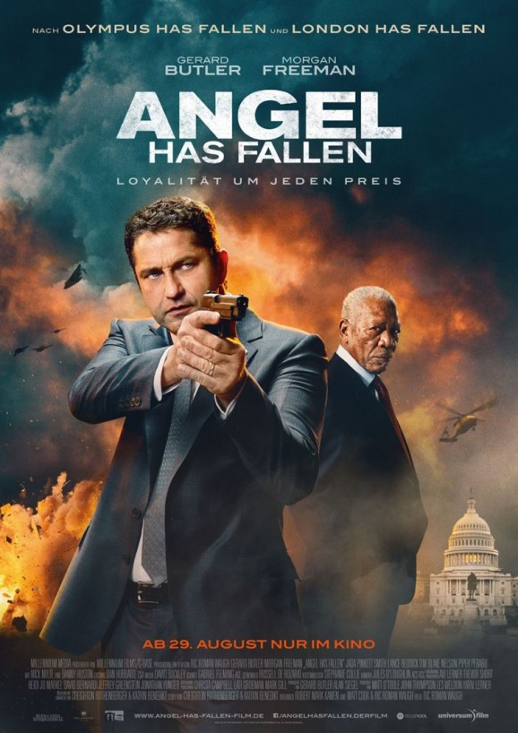 Angel Has Fallen Filmstart