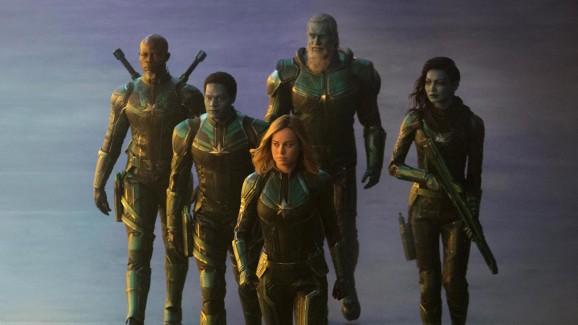 Erste Bilder zu Captain Marvel mit Brie Larson als Superheldin