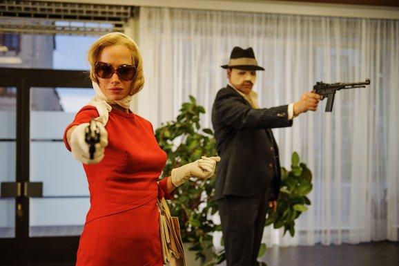 Die Banklady Film