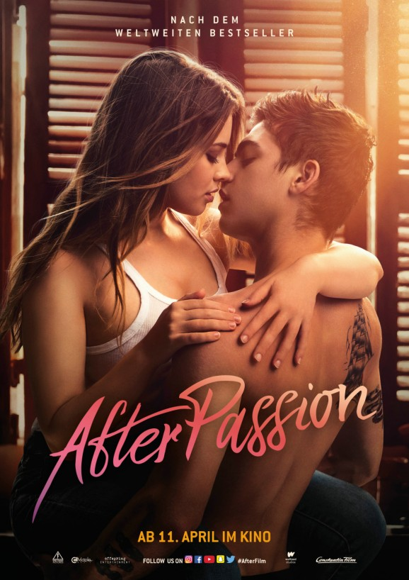 AfterPassion-Plakat