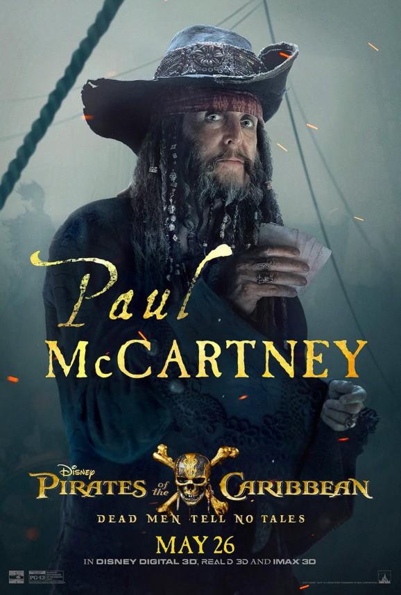 Paul Mccartney Fluch Der Karibik