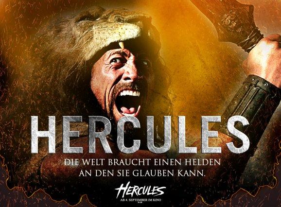 """Auch Halbgötter brauchen Gefährten: Unser """"Hercules"""