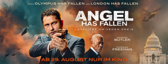 Angel has fallen Kinostart header DE