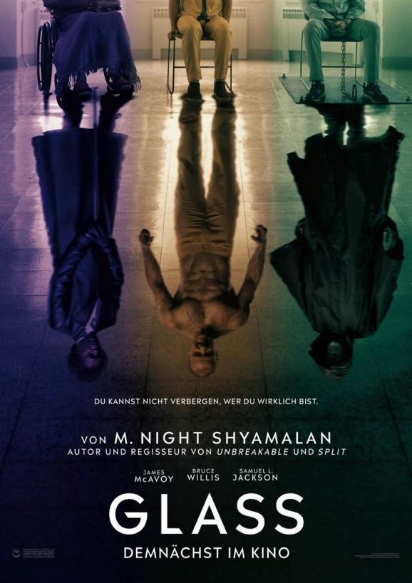 Glass: Trailer zum Psychothriller mit James McAvoy, Samuel ... Angry Panther