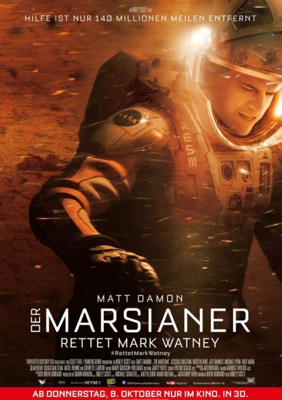 Der Marsianer Anschauen