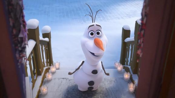 Disneys Eisk 246 Nigin Ist Zur 252 Ck Trailer Zum Weihnachtsfilm