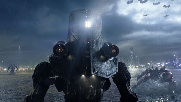Pacific Rim © 2013 Warner Bros.