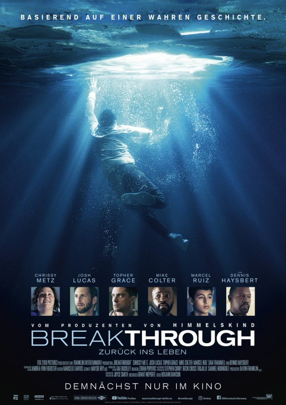 Breakthrough-Plakat