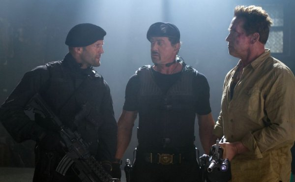 The Expendables 2 © 2012 20th Century Fox