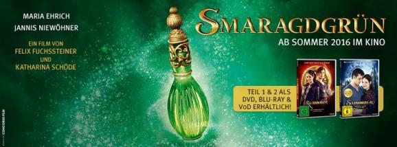 Smaragdgrün Auf Dvd