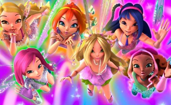 Winx Club Das Magische Abenteuer Stream