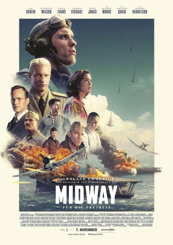 Midway Kinostart