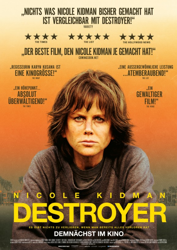 Destroyer-Plakat