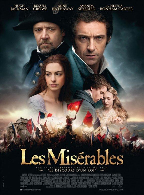 Les Miserables Neues Filmplakat Hier