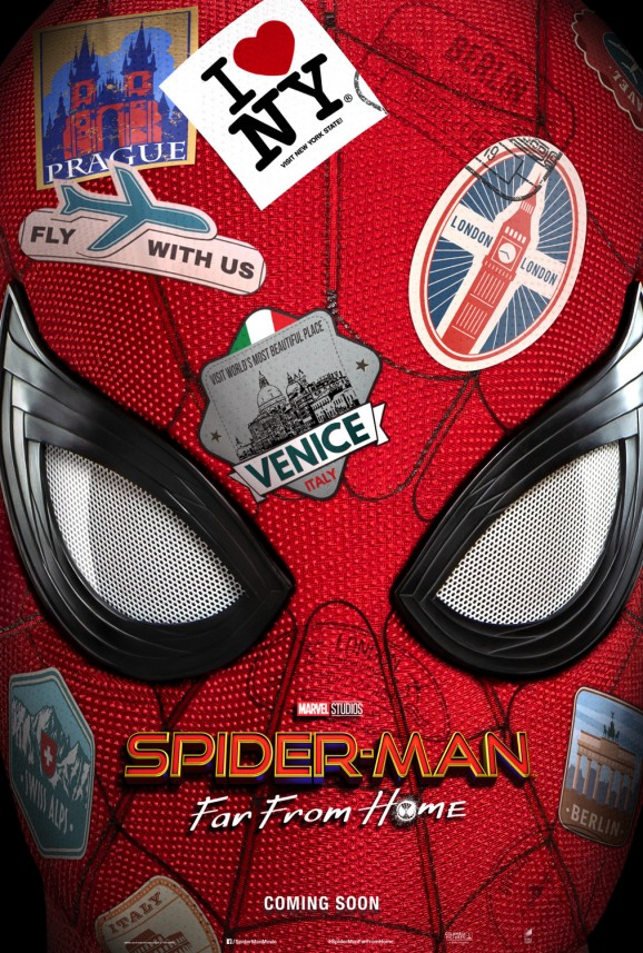 SpiderMan2-Plakat