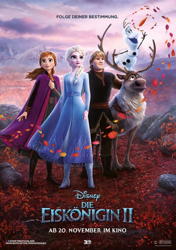 Eiskönigin Trailer