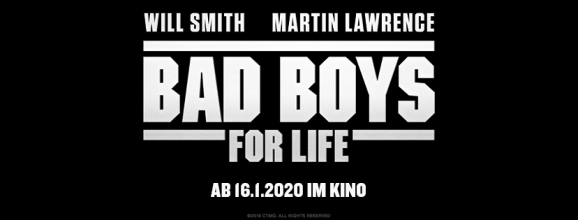 Bad Boys for Life Logo Header