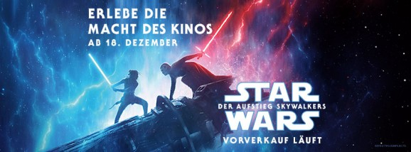 Star wars Kinostart + VVK header DE