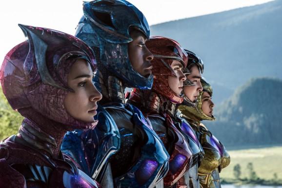 Power Rangers Besetzung