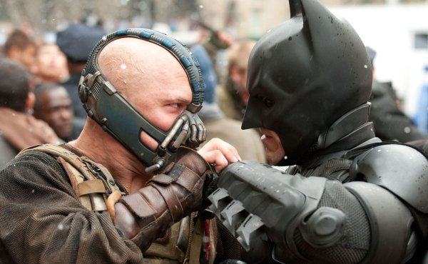 The Dark Knight Rises © 2012 Warner Bros.