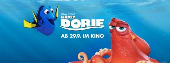 Findet Dorie Kino