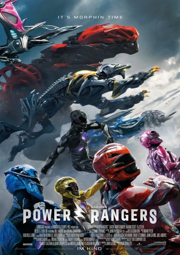 Power Rangers Fsk