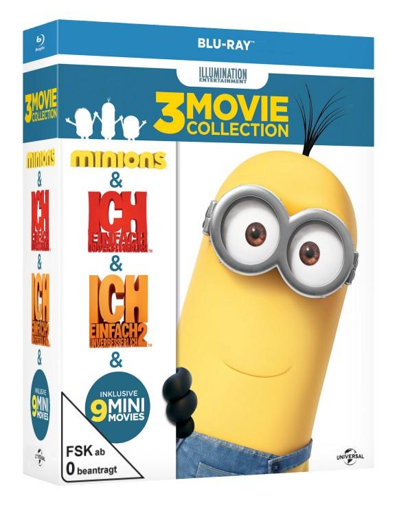 Minions Auf Dvd