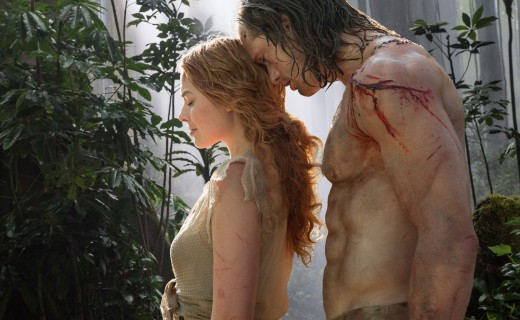 Legend Of Tarzan 3D