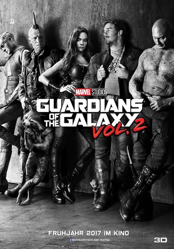 Guardians Of The Galaxy 2 Köln