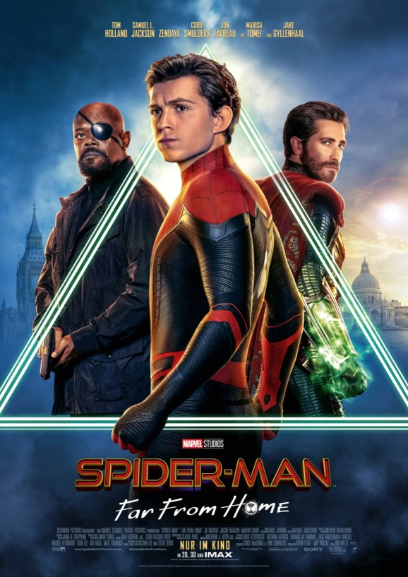 Spider-Man2-Plakat